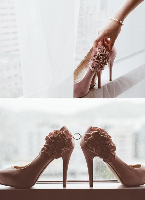 寒舍艾美婚攝