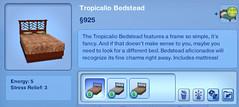 Tropicalio Beadstead