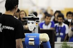 BvOF RoboCup2013 - RoboCup@Home Cosero