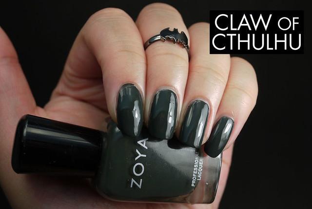 Zoya Noot Swatch