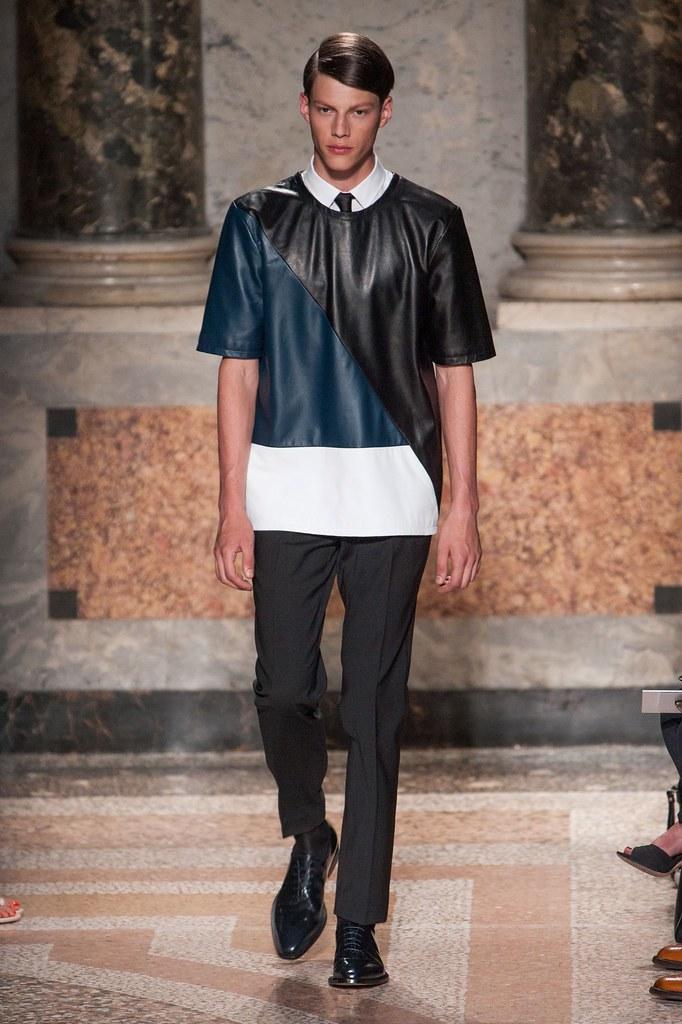SS14 Milan Les Hommes004_Nemanja Maksic(fashionising.com)