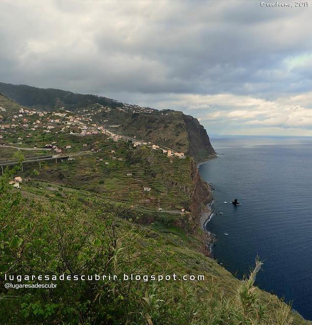 Cabo Girão, Câmara de Lobos (Madeira, Portugal)