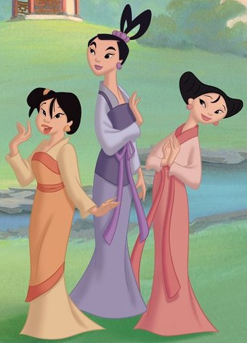 Su, Ting-Ting, & Mei - Inspiration