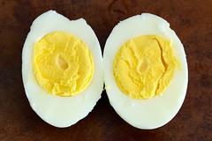 6-minute hard boiled egg