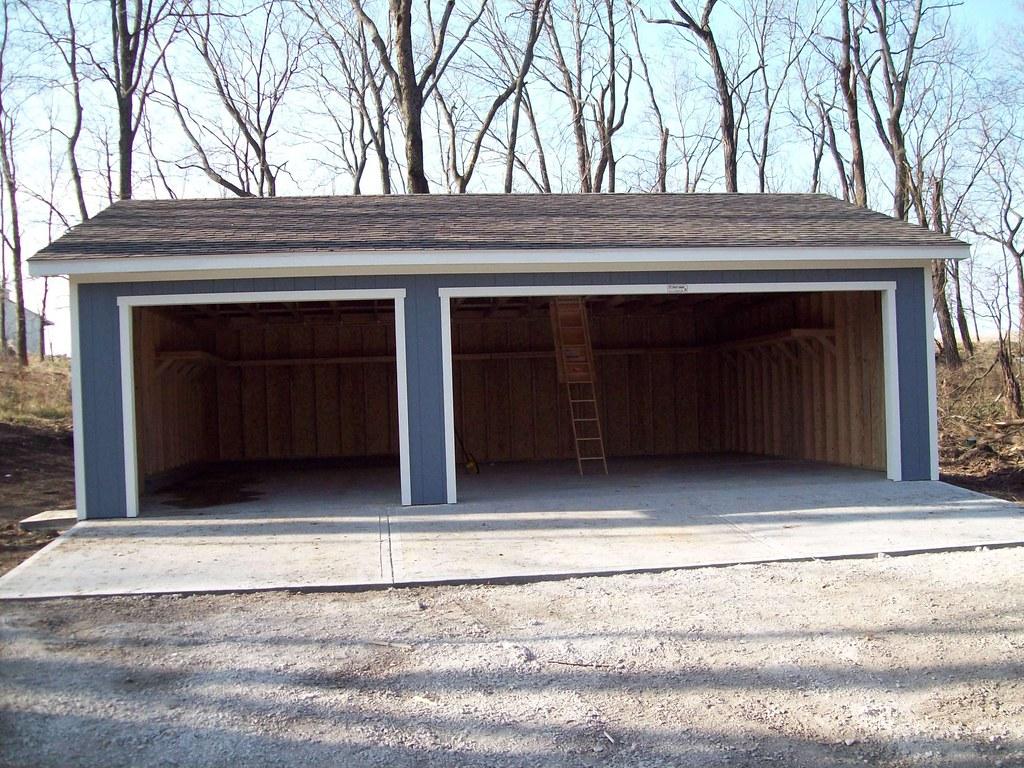 Oversized Garage Doors Sharp Home Design