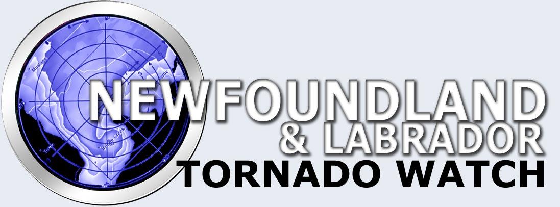 Newfoundland & Labrador Tornado Watch