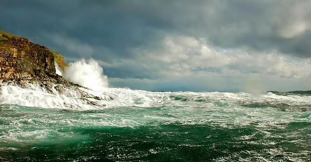 ☀ Raging Southern Ocean ☀