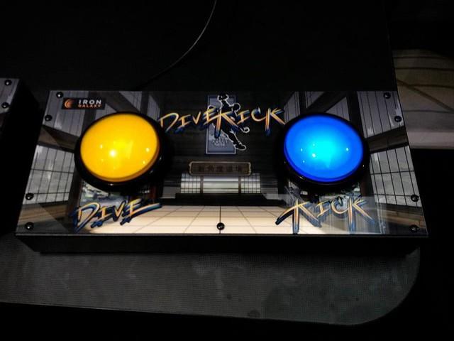 DiveKick-Controller