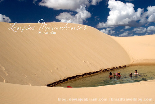 293 days to the World Cup: Lençóis Maranhenses