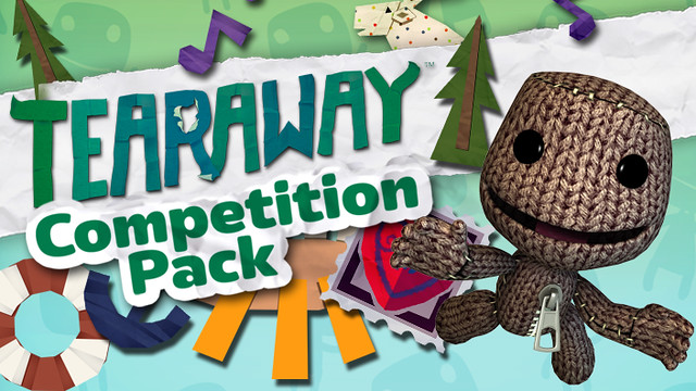 LittleBigPlanet Tearaway Competition Pack