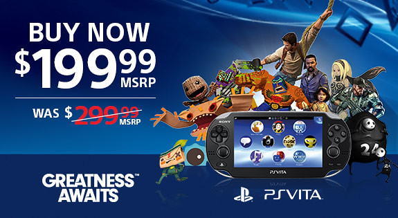 PS Vita New Price