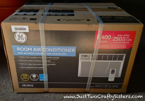 AC unit for our dog house