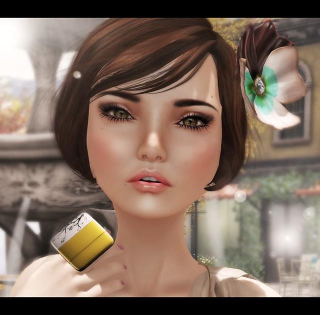 C88 Glam Affair- Katya & [monso] Daisy L'accessoires - NYU & MiWardeobe