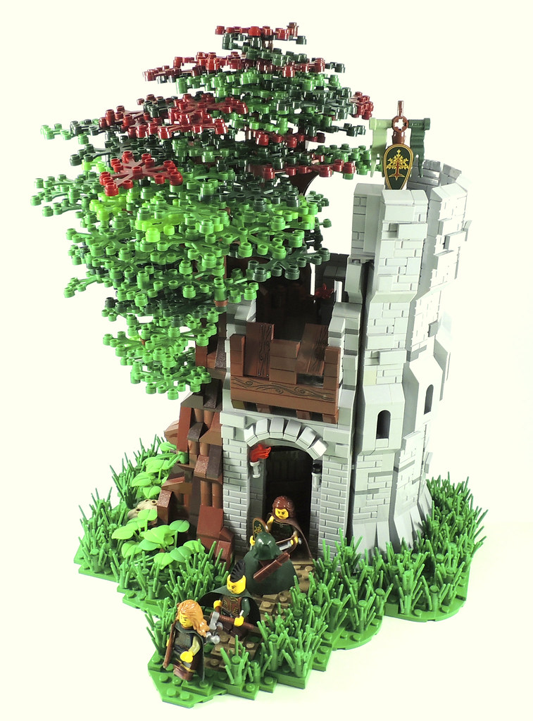 The Oak Fortress