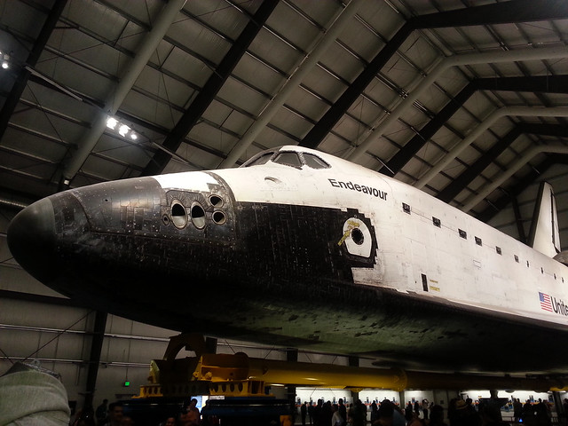 space shuttle nose - photo #8