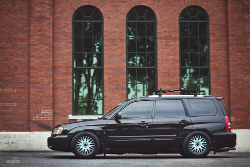 Form and Fuction | Subaru Forester XT