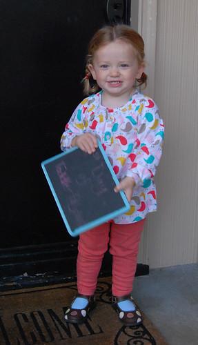 1st Day of Toddler Preschool