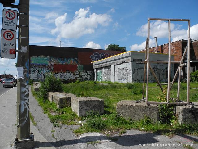 Sherbrooke - Frontenac garage 2