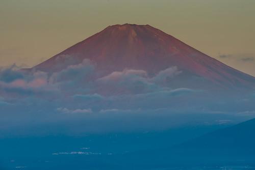 japan sunrise fuji getty kanagawa crazyshin morningview matsuda morningglow 2013 sunriseglow 赤富士 before6 afsnikkor70200mmf28ged order500 nikond800e 20130920d036190 9832365576