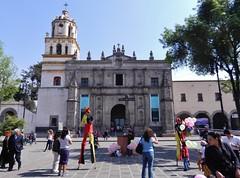 Ex Convento Franciscano y Templo de San Juan Bautista