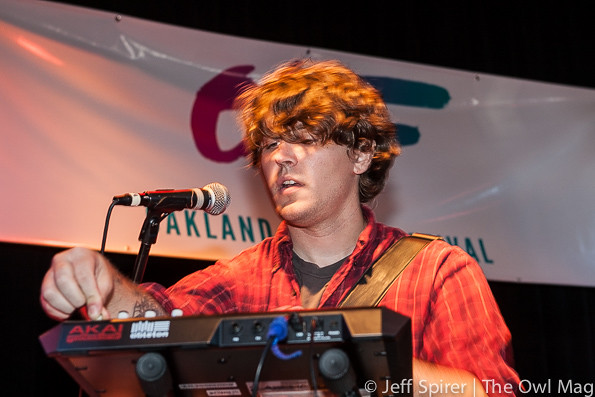 詹姆士&Evander @ Oakland音乐节9/21/13