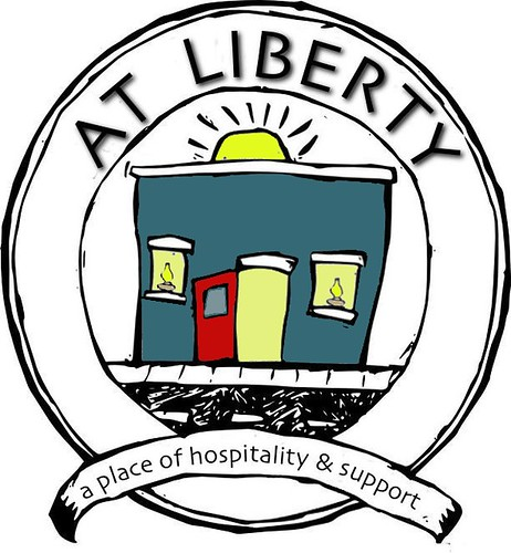 At Liberty Logo by paynehollow