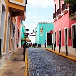 Image of Viejo San Juan near San Juan. square oldsanjuan puertorico pastel squareformat viejosanjuan iphoneography instagramapp uploaded:by=instagram foursquare:venue=51eb2046498e59164577fa3b
