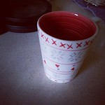 специальная кружка для какао ♥