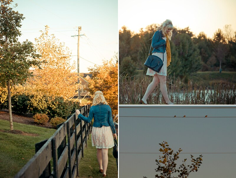 What I Wore: Autumn Canopy