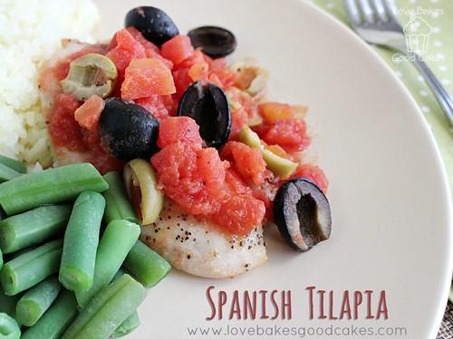 Spanish Tilapia 2