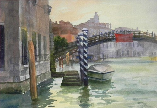 Accademia Bridge, Venice