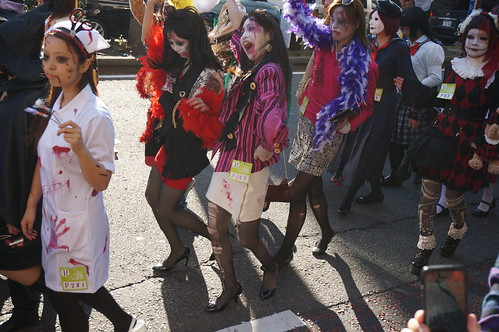 Kawasaki Halloween Parade 2013 05