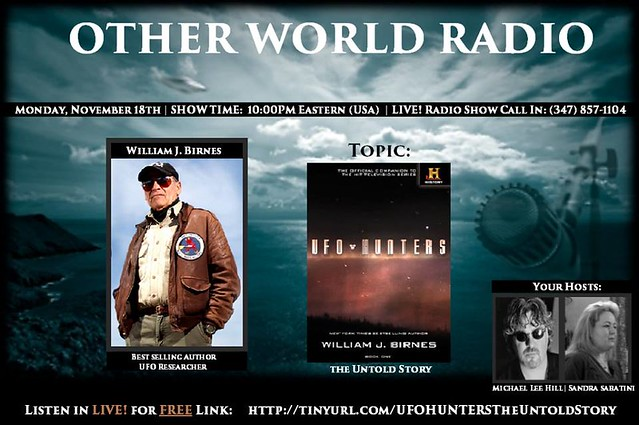 William J. Birnes Interview OTHER WORLD RADIO
