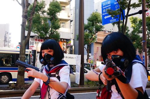 Kawasaki Halloween Parade 2013 40