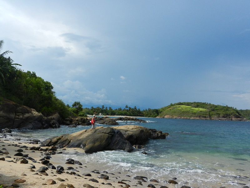 Пляж Кудавелла