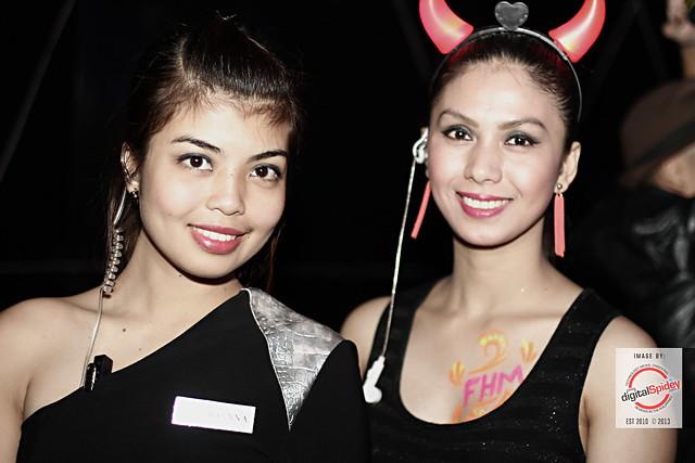 FHM Halloween Ball 2013