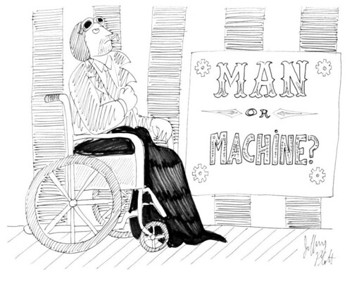 Man Or Machine?