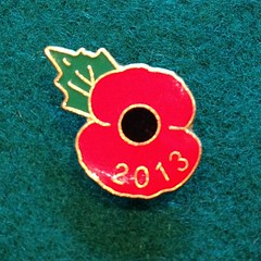 Remembrance 2013