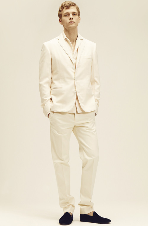 BOTTEGA VENETA  2014 CRUISE MENS COLLECTION003_Benjamin Eidem