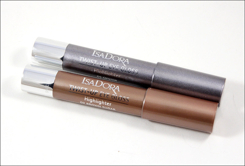IsaDora oyster & brown sugar twist-up eye gloss