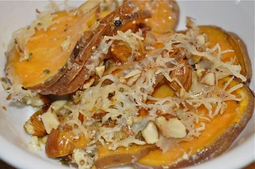 sweet potato gratin 34