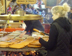 At the Manchester Christmas Markets 2013 - 4