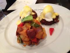 Sofrito's Eggs Benedict