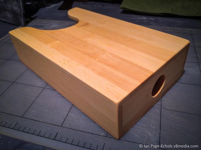 Volca Box top, rear angle