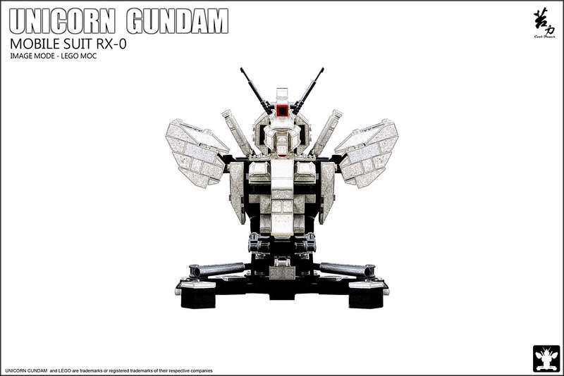 LEGO UNICORN GUNDAM 0001