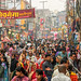DSC00883 - Very Crowded Pedestrian Market Street (India) by loupiote (Old Skool) pro