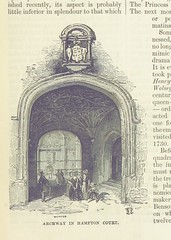 Image taken from page 57 of 'Up the River from Westminster to Windsor. A panorama in pen and ink. Illustrated, etc'