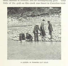 """British Library digitised image from page 119 of """"Two Women in the Klondike. The story of a journey to the gold-fields of Alaska ... With 105 illustrations and map"""""""