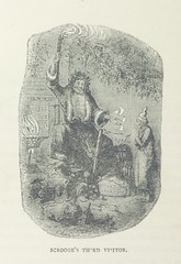 """British Library digitised image from page 70 of """"A Christmas Carol ... With illustrations by John Leech & Frederick Barnard. Author's copyright edition"""""""
