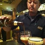 ベルギービール大好き!!シメイ・ブルーChimay Bleue @ドルフィンズ天満橋